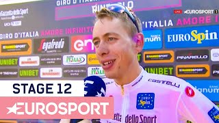 The Breakaway: Stage 12 Analysis | Giro d'Italia 2019 | Cycling | Eurosport