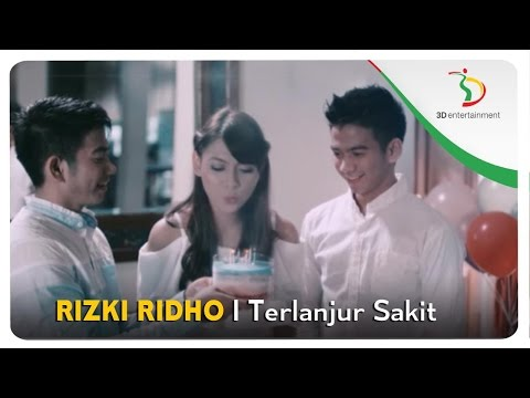 RizkiRidho - Terlanjur Sakit | Official Video Clip