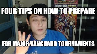 4 Tips on How To Prepare For A Major Vanguard Tournament