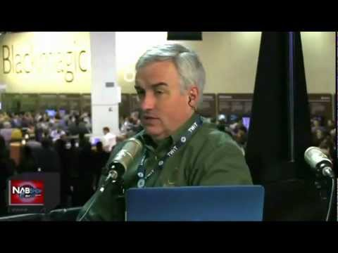 Leo Laport of TWiT.TV interviews Jeff Stansfield of AVS at NAB 2012 about systems intagration