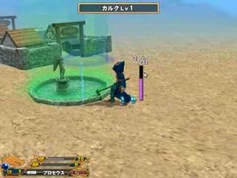 Dragon Knight 4 - Gameplay