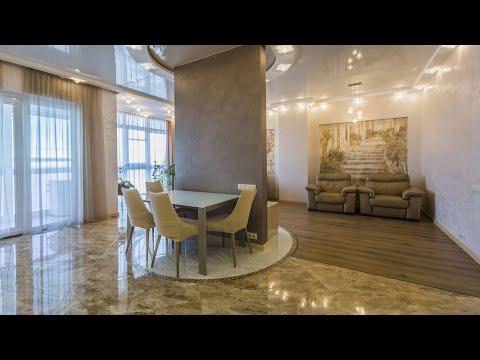 Апартаменти з неймовірними краєвидами на Дніпро
