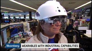 Daqri Smart Helmet: Augmented Reality for the Workplace