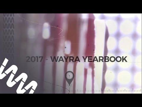 Wayra Yearbook 2017