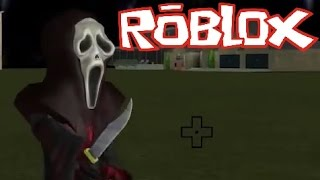 Roblox: Scream - Who wants to play with me? (Ghostface chase)