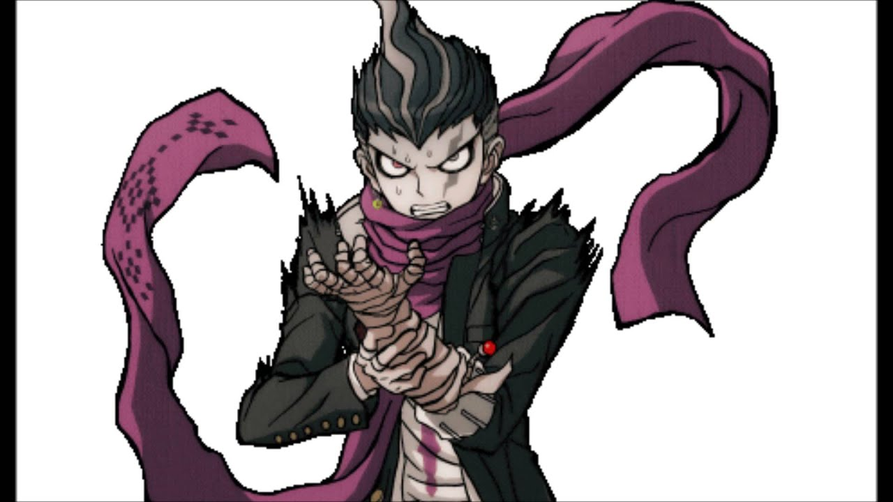 Twisted Hope (DR SPOILER SPRITES USED)