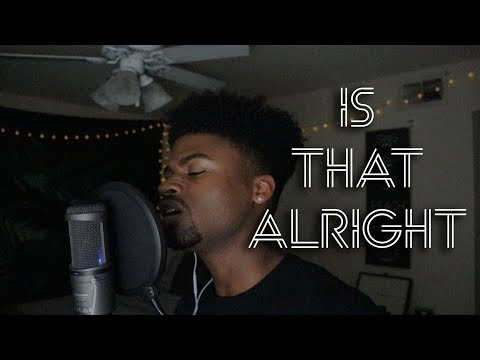 LADY GAGA - IS THAT ALRIGHT? (Cover by Darien Bernard)