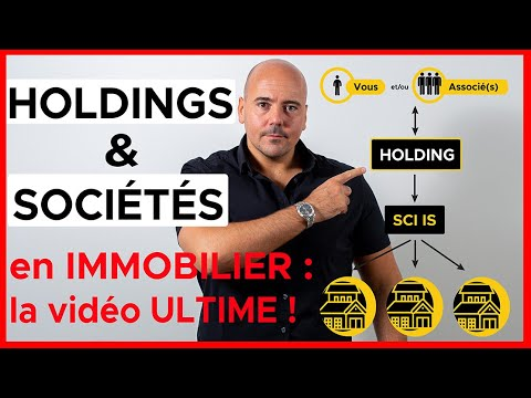 Download Holdings et sociétés en immobilier : expliquées de A à Z !