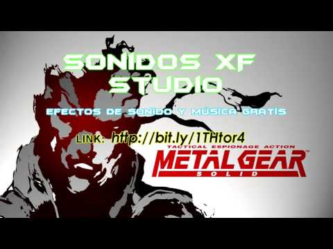 metal gear solid sound effects - free sound fx