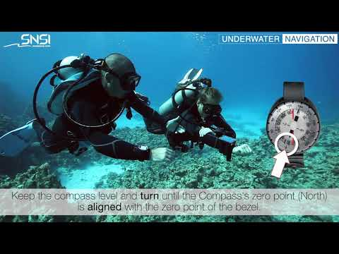 SNSI Underwater Navigation - English