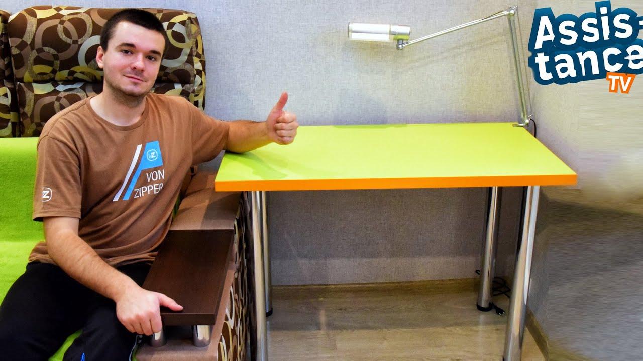 купить кухонный стол в воронеже со скидкой - YouTube