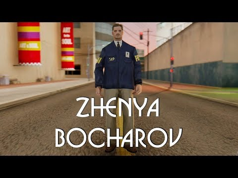 Zhenya Bocharov - Про Колина Флетчера, Павлова и Реборн.