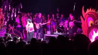 Wanda Jackson Opening Song at Beach Goth 4 on 10/24/15 by DingoSaidSo