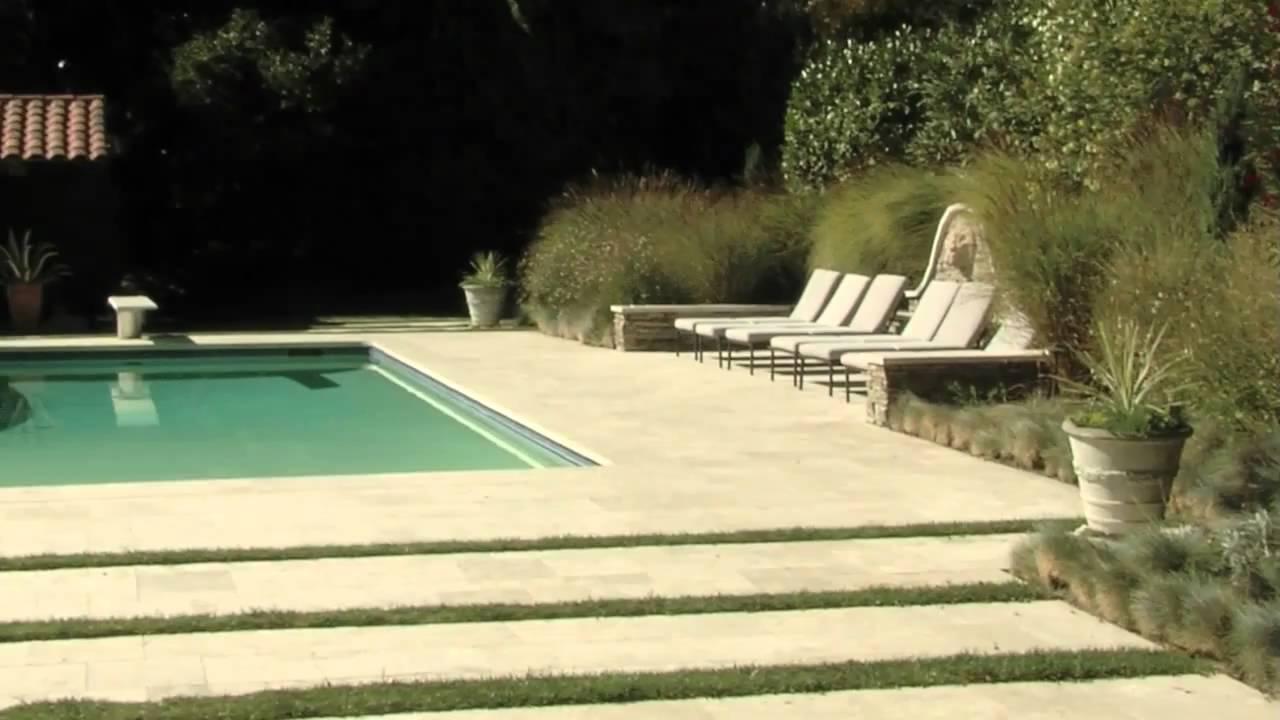 contemporary pool deck design