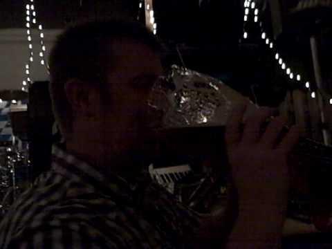 Billy Penn Oktoberfest Boot 2