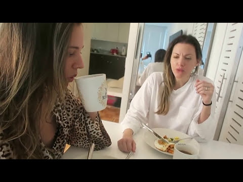 OUR MORNING ROUTINE -  Married couple