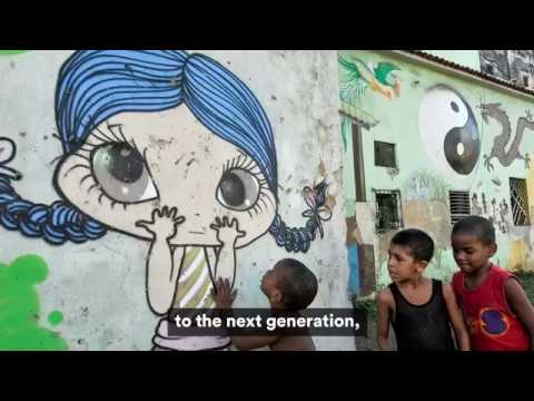 Havana Street Art Is Worth the Trip to Cuba by Condé Nast Traveler   Dailymotion