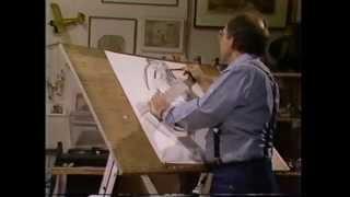 Video Philip Draws the Artist's Model, 1985 download MP3, 3GP, MP4, WEBM, AVI, FLV November 2018