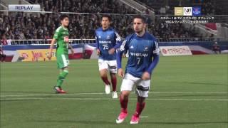 2017 JリーグYBCルヴァンカップ グループステージ 第3節 横浜F・マリノ...