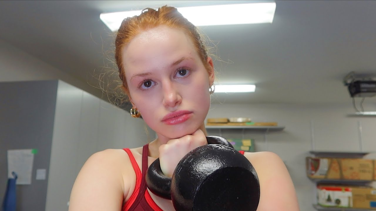 Download My 6 AM morning workout routine | Madelaine Petsch