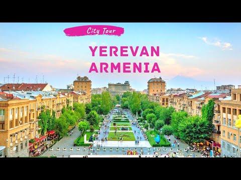 Yerevan Armenia City Tour