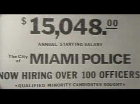 Miami in the 80's - Mariel Boatlift - Cocaine Cowboys
