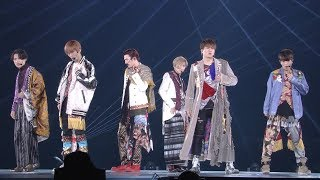 "SixTONES @ Johnny's Countdown 2018-2019 in Tokyo Dome | ""JAPONICA STYLE"""