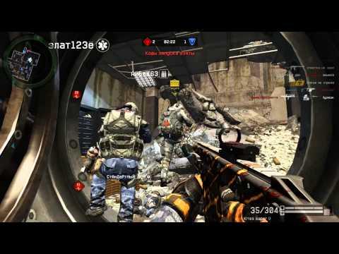 Warface: КВ клан спецназ73регион VS Братаны-2