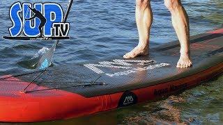 Aqua Marina Monster im Test #1: Sehr ausführlicher ERSTER Eindruck vom iSUP [deutsch]