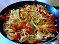 Паста с овощами от Дженнаро Контальдо. Как заставить детей есть овощи