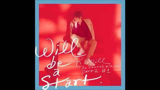 K.will (케이윌) - Wake [MP3 Audio] [The 4th Album Part.2. #1 Will be a start]