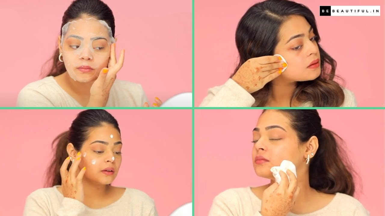 <div>Beauty Routine For Sensitive Skin | Skincare Tips & BEST Products For Sensitive Skin | Be Beautiful</div>