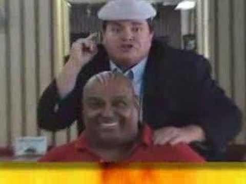 Abdullah the Butcher Cage Match Promo Travel Video