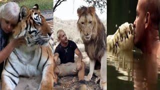 Download أغرب الصداقات بين الإنسان والحيوانات المفترسة/The strangest friendships between humans and predators