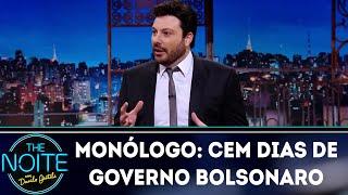 Baixar Monólogo: cem dias de governo Bolsonaro | The Noite (16/04/19)