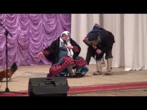 Удмурт концерт Киясаын. Ури-бери Орина, Маймыл Митрок но Николай Анисимов