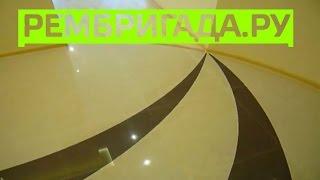 Плитка керамогранит на полу с орнаментом в квартире(, 2015-12-27T15:51:17.000Z)