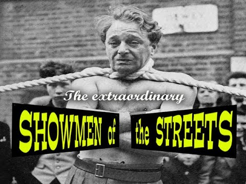 Download SHOWMEN OF THE STREETS
