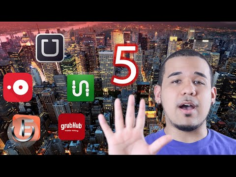 Top 5 Apps For Living In The City! | Android & IOS
