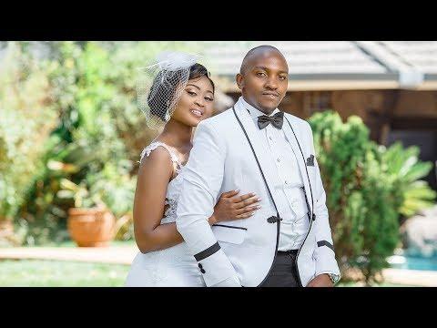 A Love Nurtured for 13 Years : Jackie + Nick Kenyan Love Story