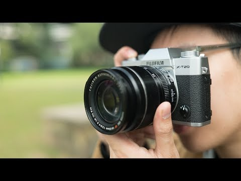 Fujifilm X-T20 Review by Georges Cameras - YouTube