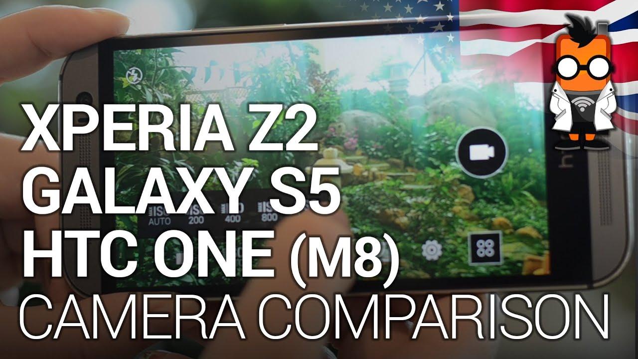 Galaxy S5 vs Xperia Z2 vs HTC One (M8) - Harsh Condition ...Htc One Max Vs Galaxy S5