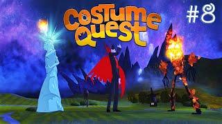 Мрачный лабиринт ☀ Costume Quest Прохождение игры 8