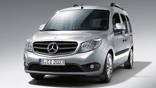 Mercedes Benz Citan 2012 минивэн