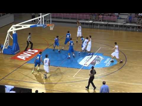 Video : Εθνική Παμπαίδων | Ελλάδα - Ιταλία 52-65 [2η ημέρα : Τουρνουά «Γ. Κολοκυθάς» Ηράκλειο 2013]