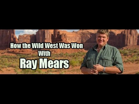 Ray Mears - How The Wild West Was Won  - E01 Mountains