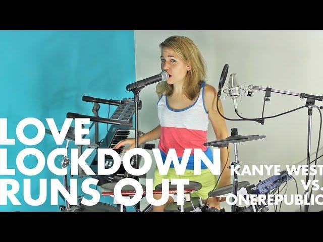 Love Lockdown Runs Out (Kanye West+OneRepublic mashup)