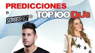 PREDICCIONES DJ MAG 2017 FT. SERGEI REZ