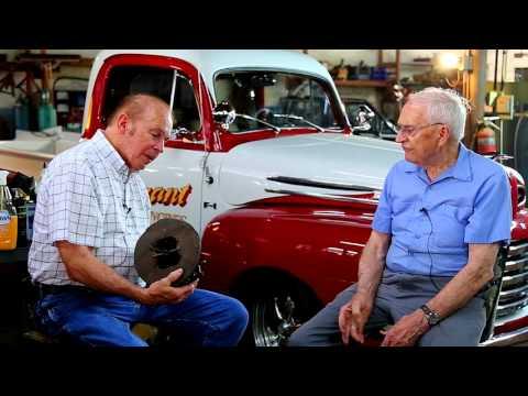 Our Racing Heroes Bill Blair Interviews Jack Tant