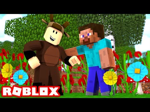 HOW TO PLAY MINECRAFT IN ROBLOX!
